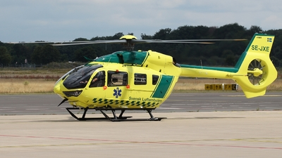 SE-JXE - Airbus Helicopters H145 D3 - Svensk Luftambulans