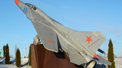 88 - Mikoyan-Gurevich MiG-23U Flogger C - Soviet Union - Air Force