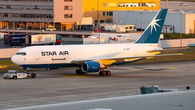 OY-SRF - Boeing 767-219(ER)(BDSF) - Star Air