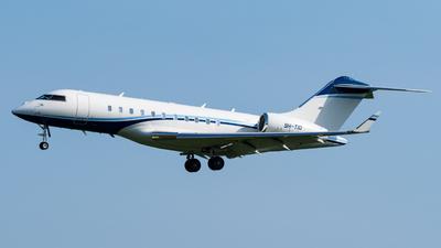 9H-TIO - Bombardier BD-700-1A11 Global 5000 - Emperor Aviation