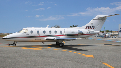 N55SQ - Beechcraft 400A Beechjet - Private