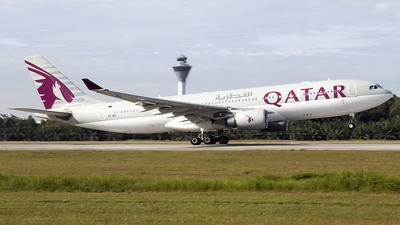 A7-ACI - Airbus A330-202 - Qatar Airways
