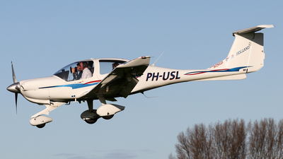 PH-USL - Diamond DA-40 Diamond Star - Wings over Holland
