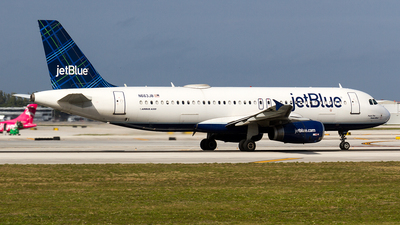 A picture of N663JB - Airbus A320232 - JetBlue Airways - © Sotos