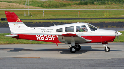 N639FT - Piper PA-28-161 Warrior III - FIT Aviation (Florida Institute of Technology)
