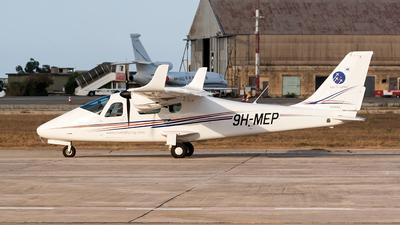 9H-MEP - Tecnam P2006T Mk II - Malta School of Flying