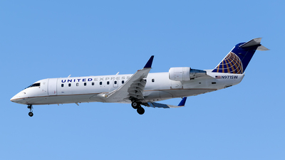 N971SW - Bombardier CRJ-200ER - United Express (SkyWest Airlines)