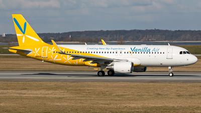 JA15VA - Airbus A320-214 - Vanilla Air