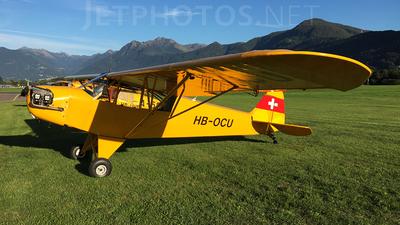 A picture of HBOCU - Piper J3C65 Cub - [12842] - © kehdi737w