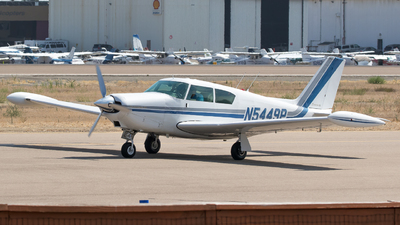 N5449P - Piper PA-24-250 Comanche - Private