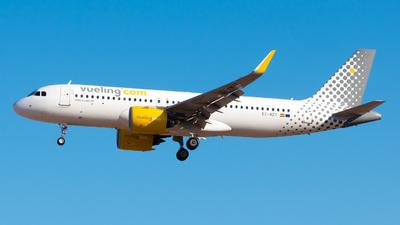 A picture of ECMZT - Airbus A320271N - Vueling - © Pablo Gonzalez de Leon