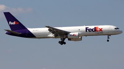 N961FD - Boeing 757-2Y0(SF) - FedEx