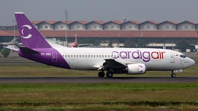 PK-BBC - Boeing 737-3Y0(F) - Cardig Air