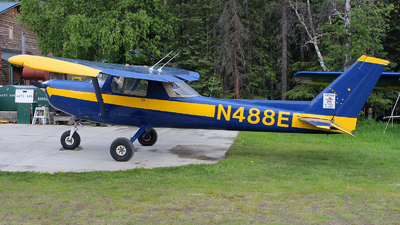 A picture of N488E - Cessna 152 - [15279654] - © Sandra