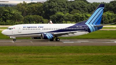 PK-YRA - Boeing 737-322 - Trigana Air Service