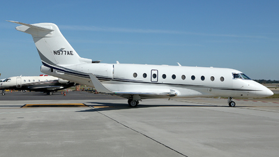 N977AE - Gulfstream G280 - Private