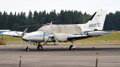 N69TC - Cessna 421 Golden Eagle - Private