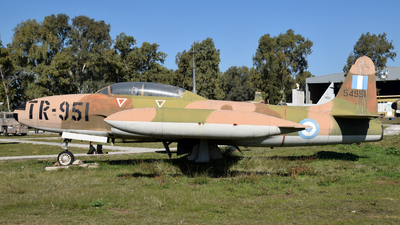 54951 - Lockheed T-33 Shooting Star - Greece - Air Force