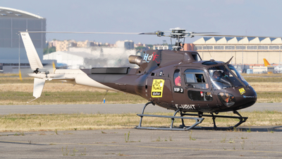 F-HBHT - Airbus Helicopters H125 - Hélicoptères de France (HDF)