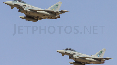 1013 - Eurofighter Typhoon EF2000 - Saudi Arabia - Air Force