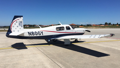 N80GY - Mooney M20K 252 - Private