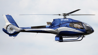 SP-OKW - Eurocopter EC 130B4 - Private