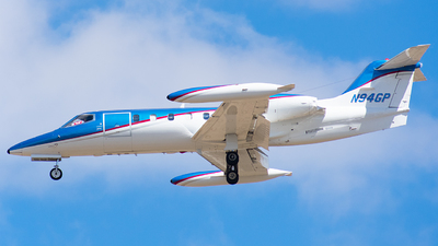N94GP - Bombardier Learjet 35A - Private