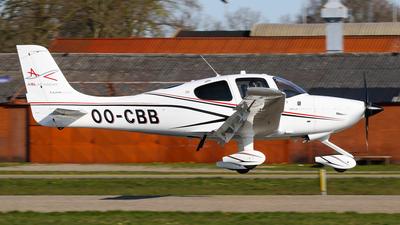 OO-CBB - Cirrus SR20-G6 - ASL Academy