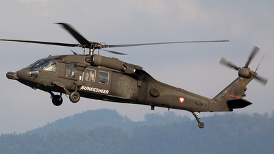 6M-BA - Sikorsky S-70A-42 Blackhawk - Austria - Air Force
