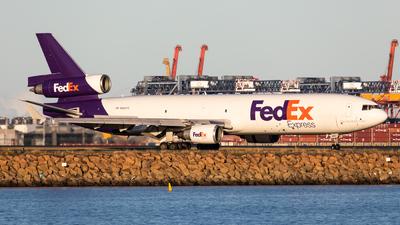 N603FE - McDonnell Douglas MD-11(F) - FedEx