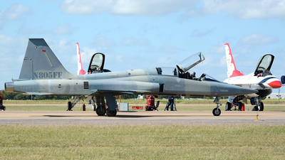 N805FF - Canadair CF-5D Freedom Fighter - Private
