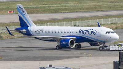 F-WWBD - Airbus A320-271N - IndiGo Airlines