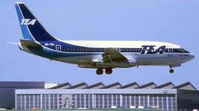 OO-TEL - Boeing 737-2M8(Adv) - TEA - Trans European Airways
