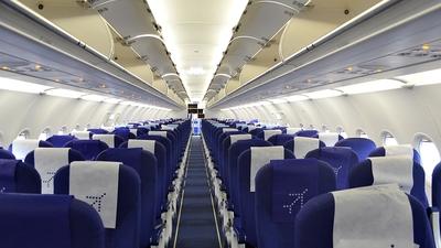 VT-IFQ - Airbus A320-232 - IndiGo Airlines