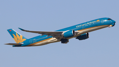 VN-A886 - Airbus A350-941 - Vietnam Airlines