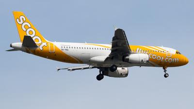 9V-TRC - Airbus A320-232 - Scoot