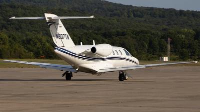N607TN - Cessna 525 Citationjet CJ1 - Private