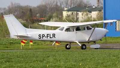 SP-FLR - Reims-Cessna FR172H Reims Rocket - Private