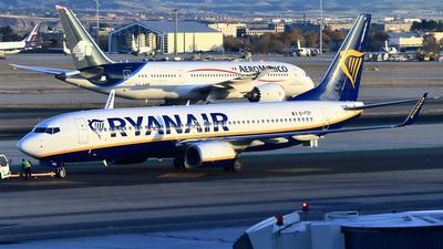 EI-FZY - Boeing 737-8AS - Ryanair