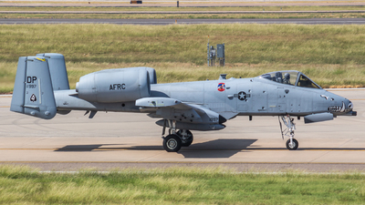 81-0997 - Fairchild A-10C Thunderbolt II - United States - US Air Force (USAF)