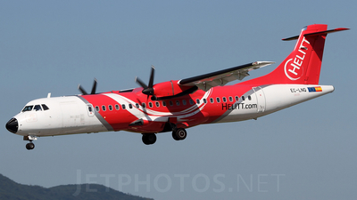 A picture of ECLNQ - ATR 72202 - [0303] - © Michael Stark