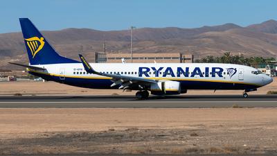 A picture of EIEPB - Boeing 7378AS - Ryanair - © Bartosz Szarszewski