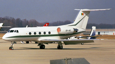 6V-AFL - Gulfstream G-II - Senegal - Government