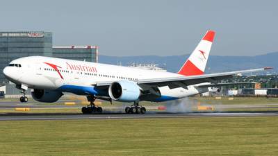 OE-LPD - Boeing 777-2B8(ER) - Austrian Airlines (Tyrolean Airways)