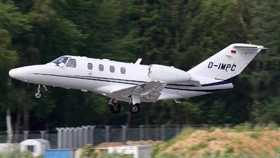 D-IMPC - Cessna 525 CitationJet 1 Plus - Private