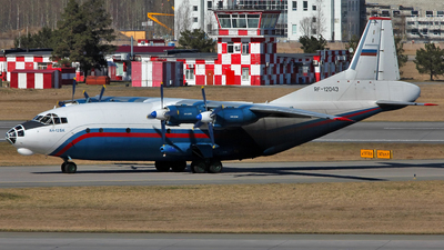 RF-12043 - Antonov An-12BK - Russia - Ministry of Interior