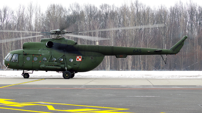 645 - Mil Mi-8T Hip - Poland - Army