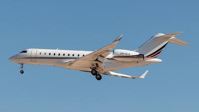 CS-GLA - Bombardier BD-700-1A10 Global 6000 - NetJets Europe