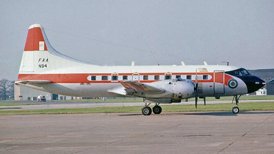 N94 - Convair T-29C Flying Classroom - United States - Federal Aviation Administration (FAA)