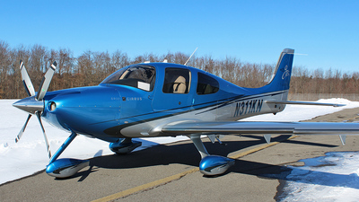 N311KN - Cirrus SR22 G3 Turbo GTS - Private